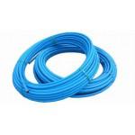 PEM blå slange